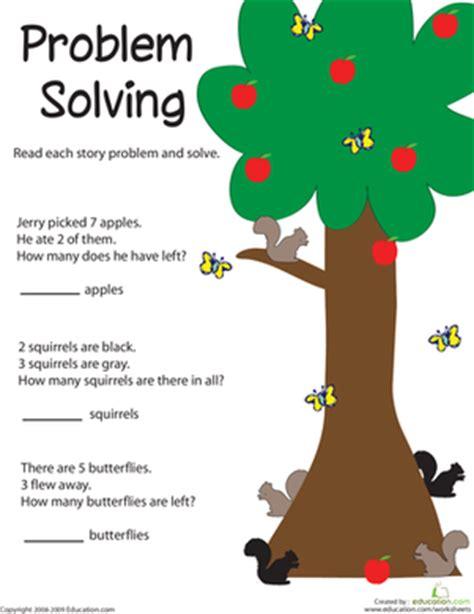 Problem solving games for kids Childhood Education